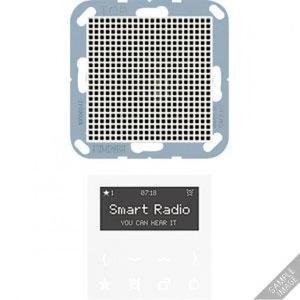 rada518sw jung smart radio set mono rexel. Black Bedroom Furniture Sets. Home Design Ideas