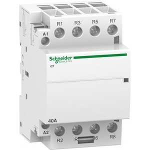 Schneider Electric ICT MAGNEETSCHAKELAAR 4P 4V 40A 230V