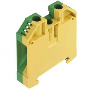 Weidmuller W-serie aardrijgklem 1,5-16mm groen/geel 1010400000