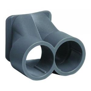 Attema Kabel-/buisinvoerstuk 2x invoer 19-19mm zakje a 10 stuks