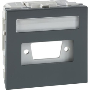 Stago OL50 MONTAGEFR 1XD-SUB 9/VGA ANTRACIET