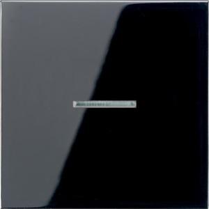 Jung LS range bedieningselement Aan-/uit-schakelaar Enkele wip Zwart LS990KO5SW