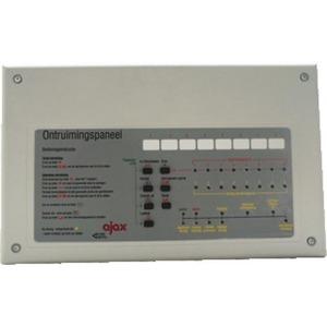 Ajax BRANDMELDCENTRALE CFP708/AC (8 GROEPEN)