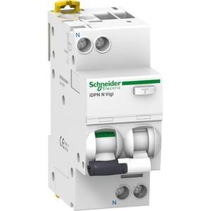 Schneider Electric Acti9 aardlekautomaat 2p 10A 0,03A C A9D32610