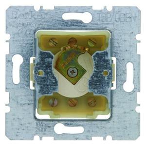 Berker Sleutelschakelaar voor profiel-halfcilin der Basiselementen