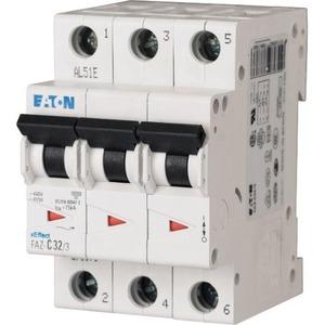 Eaton Installatieautomaat FAZ-Z10/3 , Z 10A , 3 Polig , 10 kA