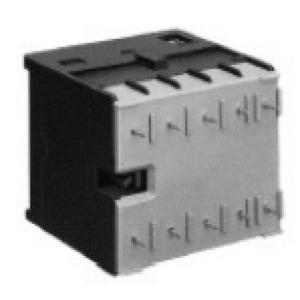 ABB Mini magneetsch. 4kW 400Vac 3polig spoelcode (0..1) Hulpcontact 1NC