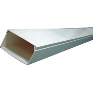 Canalit CAN MTR LEID.KOKER 40X25MM WIT