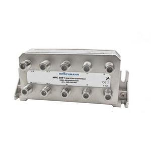 Hirschmann MFC 2081 achtvoudige multitap geschikt tot 1218 MHz