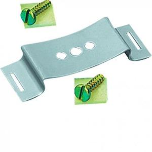 Hager Bevestigingsclip DIN-rail 20 mm /10 st.