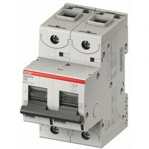 ABB Solar DC installatieautomaat 5kA, 32A, 2 polig
