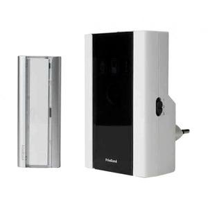 Friedland Libra+150m draadloze wit deurgong Plug-in set 868Mhz D930S