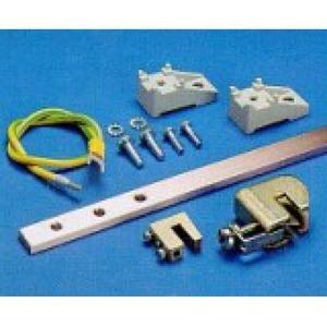 Rittal DK aansluitrail 0x1,4mm 20-aansluiting 200A Staal 7548000