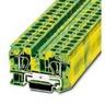Phoenix Contact St aardrijgklem 0,25-6mm groen/geel 3031500