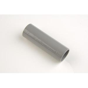 Pipelife Polvite VSV sok slagvast 38mm donker grijs RAL7037