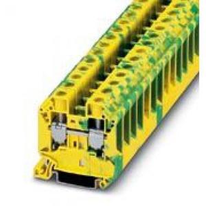 Phoenix Contact UT aardrijgklem 1-16mm Groen/geel 3044212