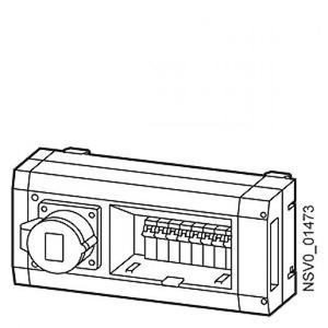 Siemens BD01-AK2M2/CEE165FIA163 TA