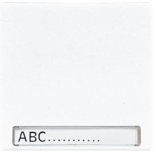 Jung LS range bedieningselement Aan-/uit-schakelaar Enkele wip Zwart LS990NASW