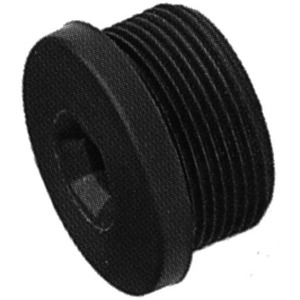 Ceag Ex-Cable glands afdichtdop kabelinvoer 25 Metrisch Zwart GHG9601952R0113