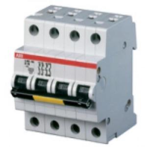 ABB 10 kA Automaat 3p+N C kar 40 A