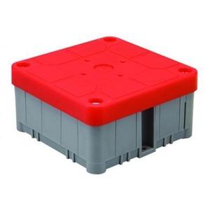 ABB kabeldoos met rood deksel
