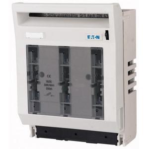 Eaton NH1-hor.patroonlastscheider 250A 3P RM, M10 onder