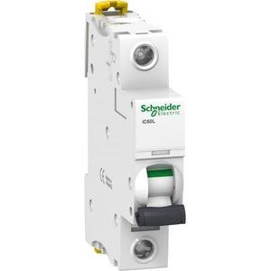 Schneider Electric Acti 9 Installatieautomaat C karakteristiek 16A 1p 1TE A9F94116