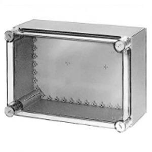 Eaton Kast, CI, HxBxD=250x375x150mm, deksel transparant, gladde zijden