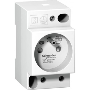 Schneider Electric MODULAIRE STOPCONTACT 16A 2P+N