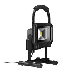 Esylux LED-schijnwerper 10 W, draagbaar, zwart