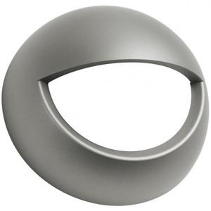 Esylux Afdekkap voor bewegingsmelder md-w200i aluminiumkleur