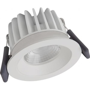 Ledvance SPOT LED FIX 8W/3000K WT DIM IP44