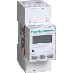 Schneider Electric IEM2135 1P+N KWH METER 63A MBUS MID