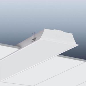 Trilux INBOUWARMATUREN MET OPALEN KAP