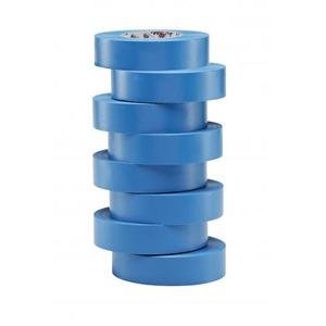 Bizline hoogwaardige vinyltape 19mmx20m blauw