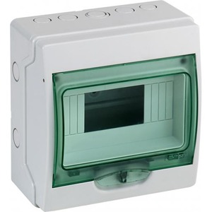Schneider Electric MINI KAEDRA 6 MOD IP65 (3 MOD VAN 18MM)
