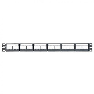 Panduit Cppl24wbly snap-in patchpaneel 24m