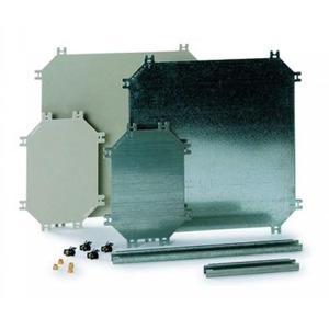 Eaton Montageplaat, staal, verzinkt, D=3mm, voor kast CI23