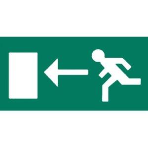 Van Lien pictogram Vluchtweg Links 12532010