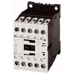 Eaton Magneetschakelaar DILM15-01(24VDC), 7,5kW, 0m, 1v