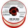 Stannol SOLDEERTIN MASSIEF SN97CU3 3,0MM 250G 428190