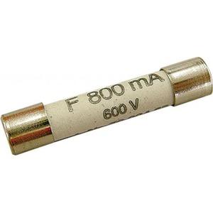 Kyoritsu ZEKERING 0,8A/600V VOOR 1011/1012 MULTIMETER