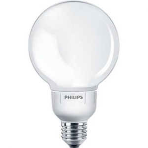 Philips Lampen SOFTONE GLOBE 20W WW E27 G93 1CH/4
