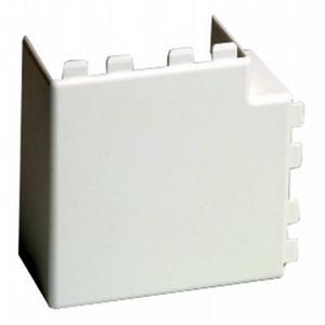 Attema Haaks hoekstuk FW voor KG 110x60 wit (RAL 9010)