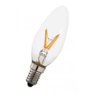 Bailey LED Filament Wave C35 E14 240V 3W 2200K Dimm