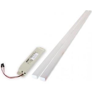 Etherma LAVA-LED VERLICHTING BASIC-DM-750 24W/M 3000LM 4000K 24V
