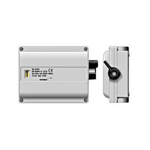 Norwesco SA 6 polig grijs Lastscheider Werkschakelaar IP55 6p 25A 310017