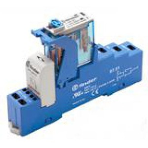 Finder FIN INTERF.RELAIS 1W 16A 24VDC