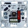 Peha Laagvolt halogeendimmer met fase-aansn. LED