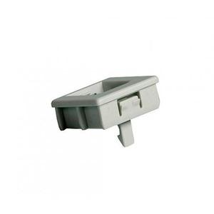 Attema Adapter Onderdeel/Centraalplaat Modular-Jack Modulair element voor schakelmateriaal Kunststof Grijs 1988